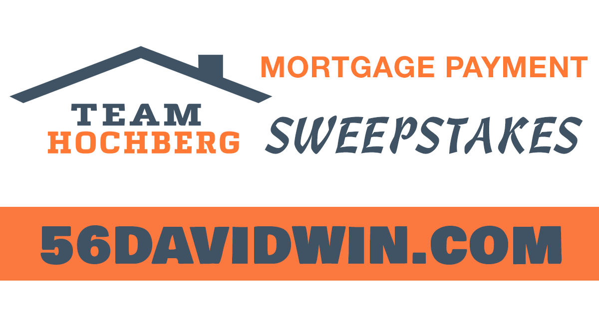 Sweepstakes - Team Hochberg at Homeside Financial